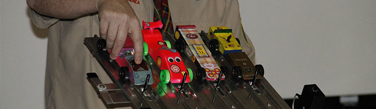 Review of 2015 Pinewood Derby
