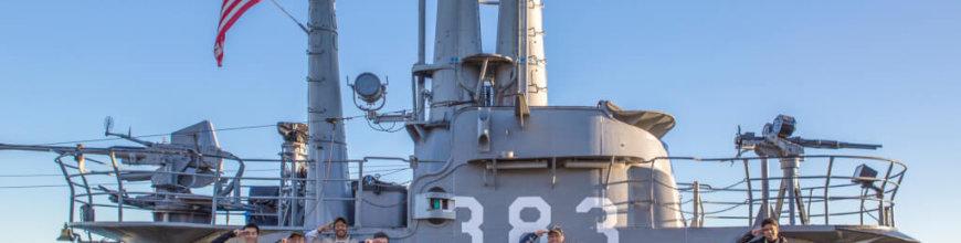 Overnight at USS Pampanito