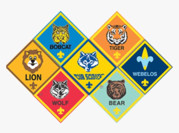 Cub Scout Ranks